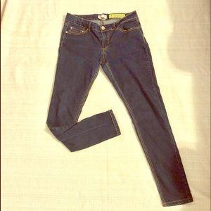 Indigo Rein skinny 13 blue jeans